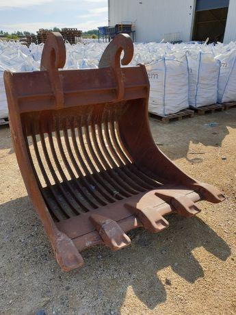 Łyżka ażurowa do przesiewania 1750 kg