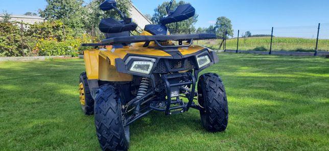 Quad Fourcraft 250