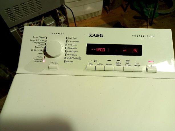 Продам стиральную машину AEG с вертикальной загрузкой, 6 кг
