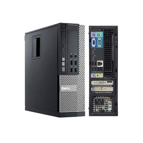Komputer DELL 7010 SFF I5-3470 4x3,6/8 RAM/240 SSD/USB 3.0/KL+MYSZ/WIN