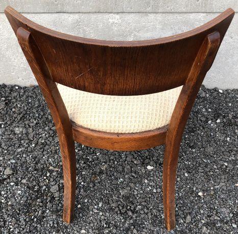 Krzesło Thonet sygnowane.Czechosłowacja.