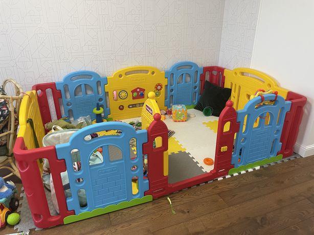 Детский манеж Dwinguler Castle