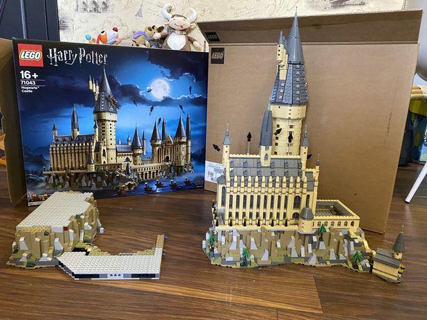 Lego, замок Хогвартс 71043