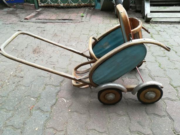 wózek dla lalek lata 30te