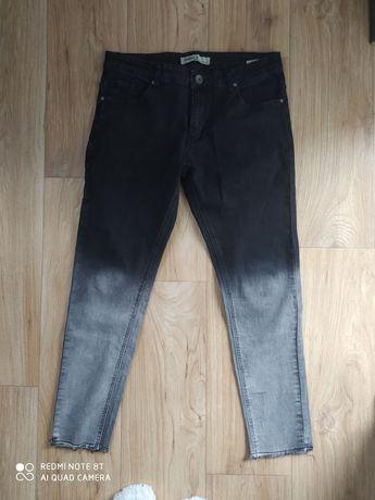 Spodnie  jeansy  m  nowe  denim