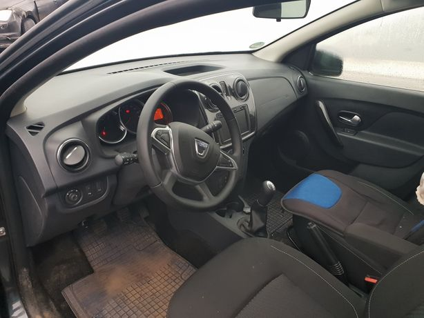 Dacia Sandero II lift Deska Konsola Airbag