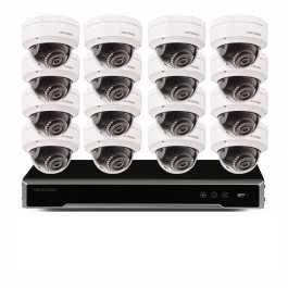 HIKVISION Zestaw Do Monitoringu 16 Kamer - Nowy Faktura VAT