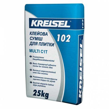Клей для плитки Kreisel 102, Kreisel 103, Kreisel 104, Kreisel 107
