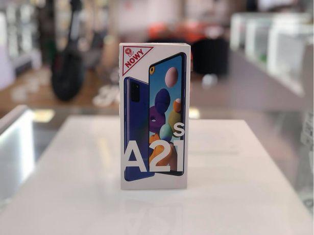 Telefon Samsung Galaxy A21s 3 GB/32 GB Blue (253)