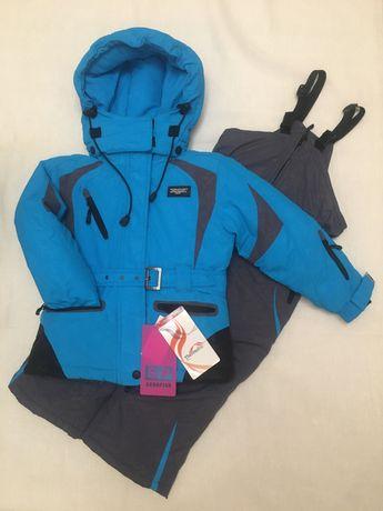 Лыжный комбинезон для девочки skorpian