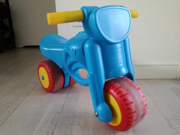 Jeździk, motorek, rowerek