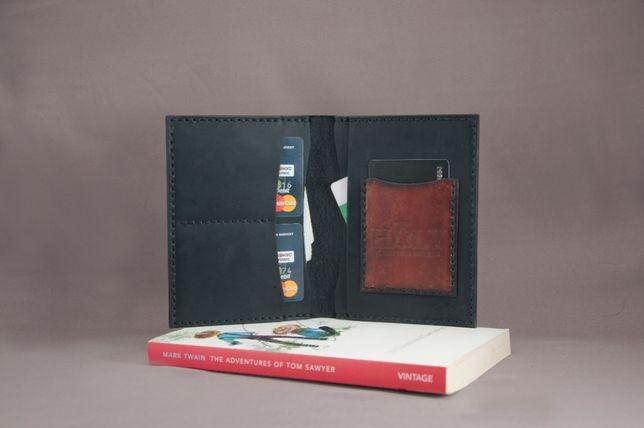портмоне для документов кошелек бумажник ручная работа подарок