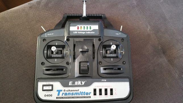 Transmiter E sky 6 channel 35 MHz