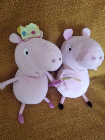 Свинка Пепа Дві іграшки