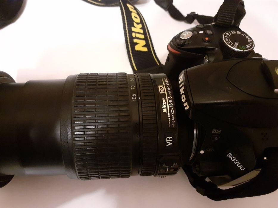 Nikon d3200 18-105 Киев - изображение 1