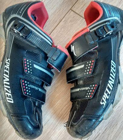 Кроссовки для велоспорта Specialized, разм.42, 43