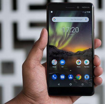 Nokia 6.1(2018) 3/32 NEW