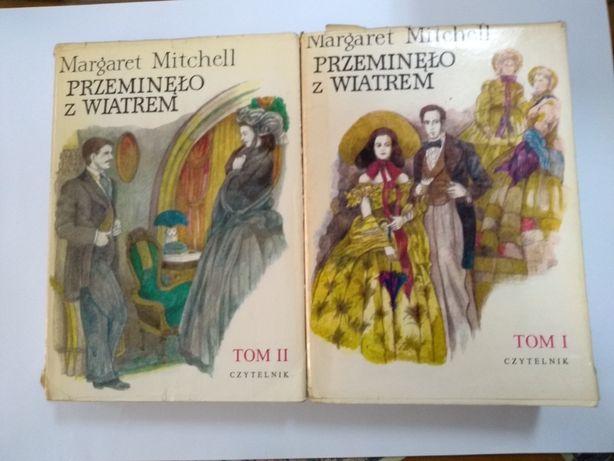 Margaret Mitchell Przeminęło z wiatrem Tom I i II