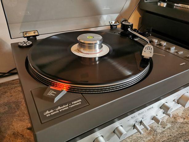 Gramofon Fisher mt-6211 Japan Studio standard Vintage nowa igła