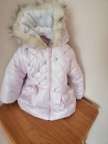 Куртка  плащик зима