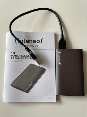 Dysk zewnętrzny SSD Intenso Super Speed USB3.0