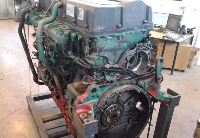 Двигатель Вольво d16e