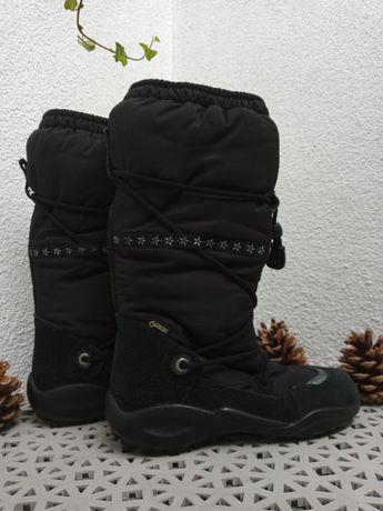 ECCO śniegowce czarne, r.31 (20cm)