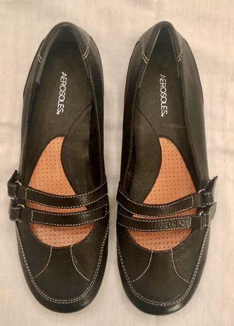 Baleriny buty na pasku Aerosoles nowe 38