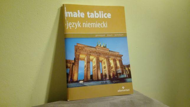Małe tablice język niemiecki