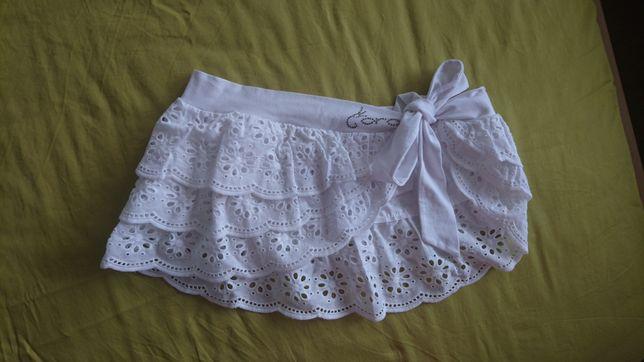 Парео, пляжная юбка