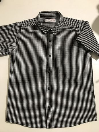 Рубашка на мальчика MINOTI 128-134см
