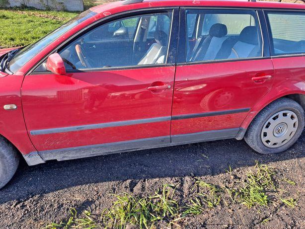 Volkswagen Passat b5 drzwi