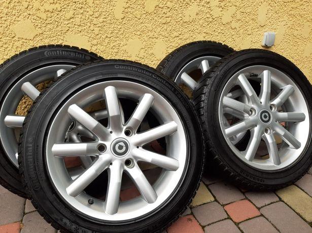 Диски.Титани.Резина. Smart.Roadster.+Бонус