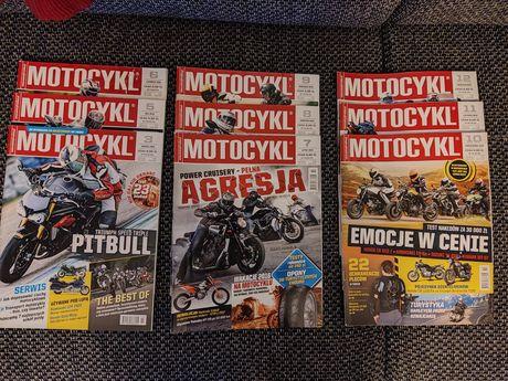 Motocykl 2016 miesięcznik + gratis