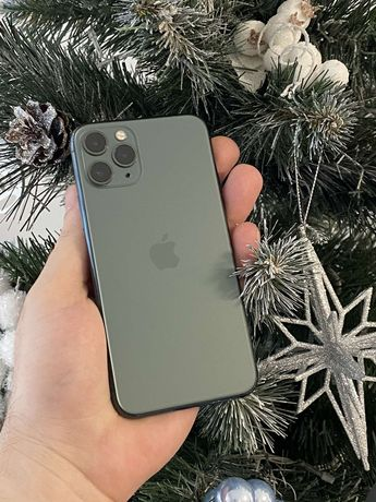 Iphone 11 Pro 64gb midnight green Neverlock Айфон 11 про 64гб Неверлок