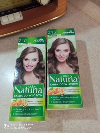 Joanna Natura farba do włosów kolor 215