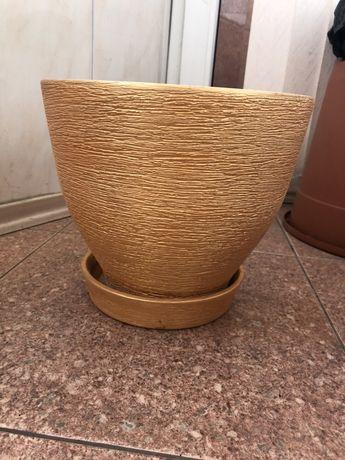 Вазон для цветка Керамика