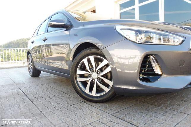 Hyundai i30 SW 1.6 CRDi Comfort+Navi 7DCT