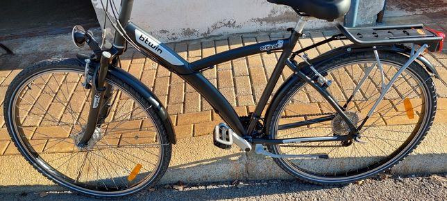 Bicicleta Btwin aluminio roda 28