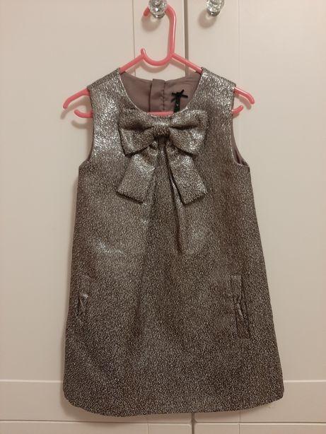 Sukienka wizytowa Next 5-6 lat j.nowa