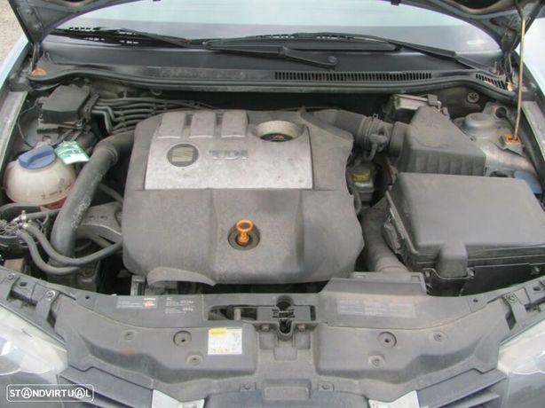 Motor Seat Ibiza Cordoba 1.4Tdi 80cv BNV BNM AMF Caixa de Velocidades Arranque + Alternador