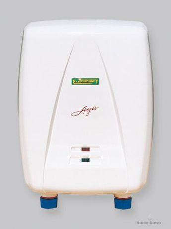 Przepływowy podgrzewacz wody Elektromet AGA 3,5 kW