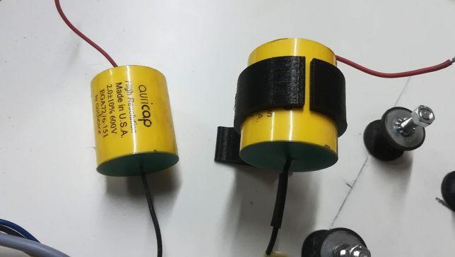 Condensadores Hi-End Audience Auricap 2.0uF 600V