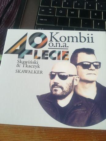 KOMBII 40lecie album CD