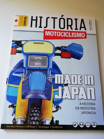 Motociclismo Made in Japan
