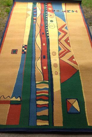 Dywan z domieszką wełny 150x280 cm