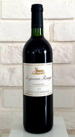 Stare Wino Francja 2003r__Kolekcjonerskie