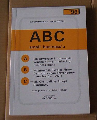 ABC small business'u - W. Markowski
