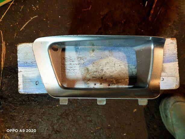 Рамка противотуманной фары ваз 2115, 14, 13