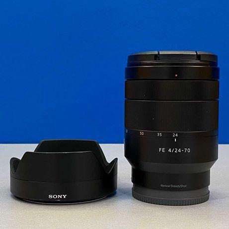 Sony Carl Zeiss Vario-Tessar FE 24-70mm f/4 ZA OSS T*